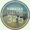 Hawaiian Coasters 325